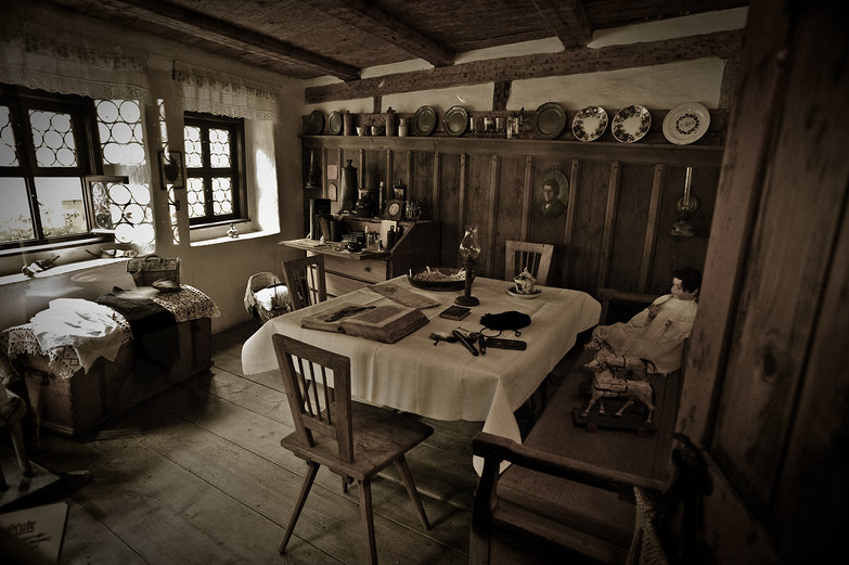The Crafstman's House, Rothenburg