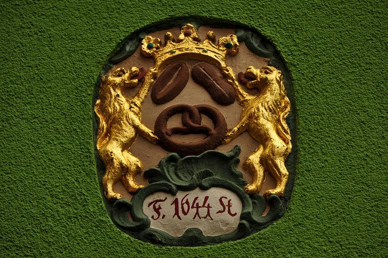 Rothenburg Bakery Sign