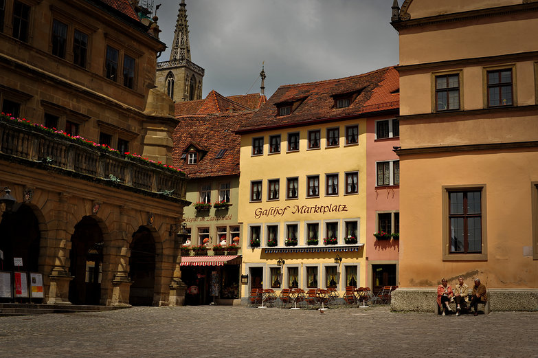 Rothenburg Town Center
