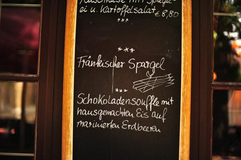 Frankischer Spargel
