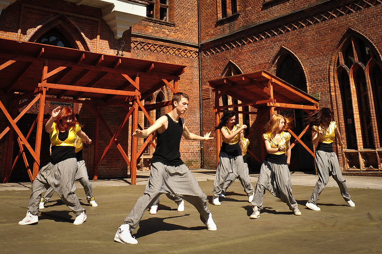 Talent Show Dancers
