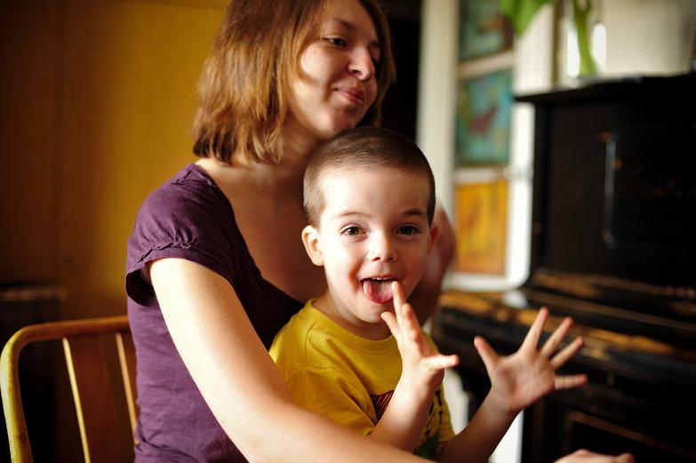 Janka & Her Nephew