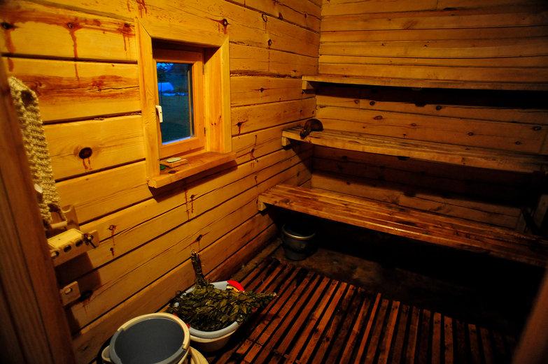Lithuanian Sauna