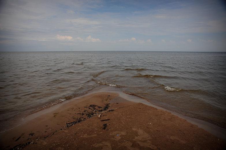Gulf of Riga + Baltic Sea