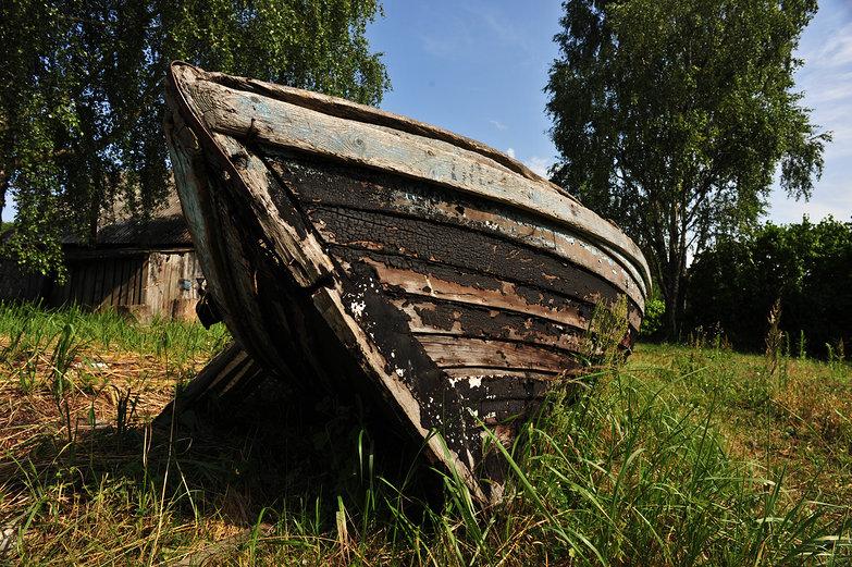 Latvian Boat