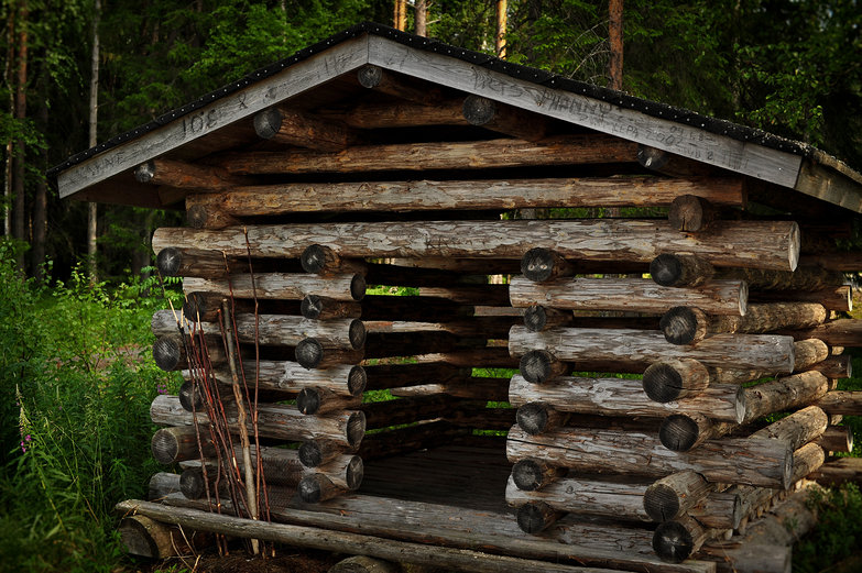 Finland Lakeside Cabin