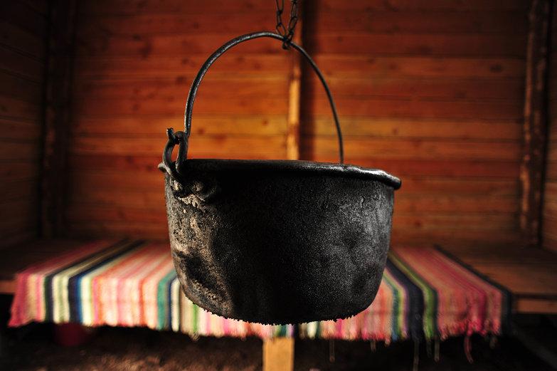 Saami Cabin