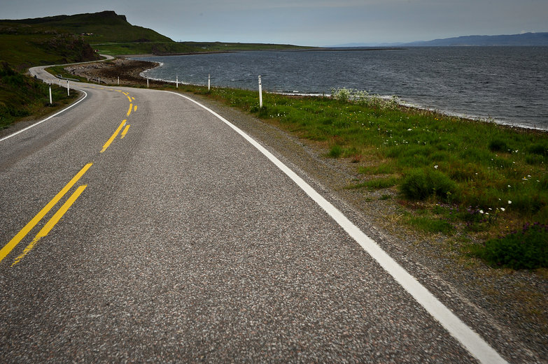 Norwegian Coastal Road