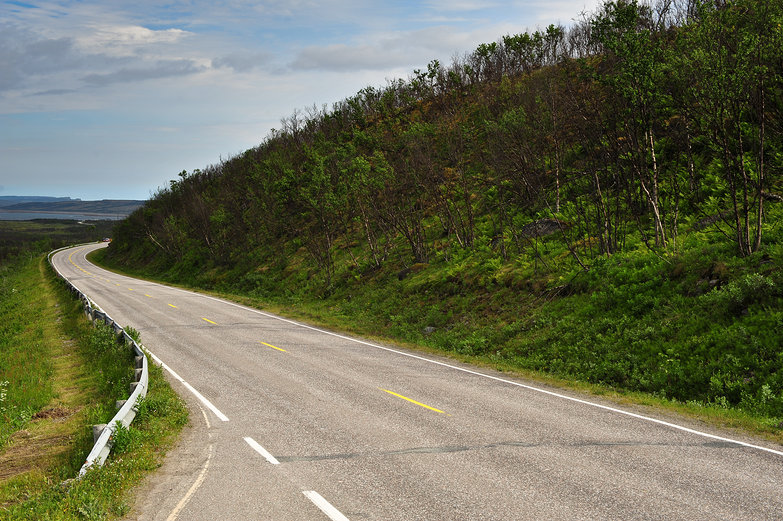 Arctic Road
