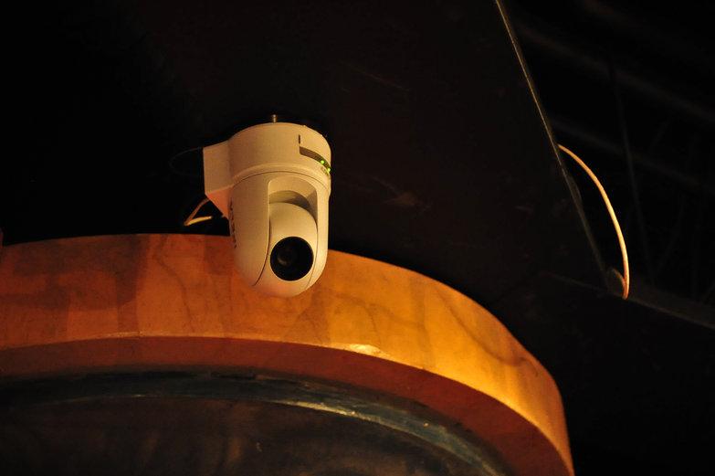 Santa's Surveillance Camera