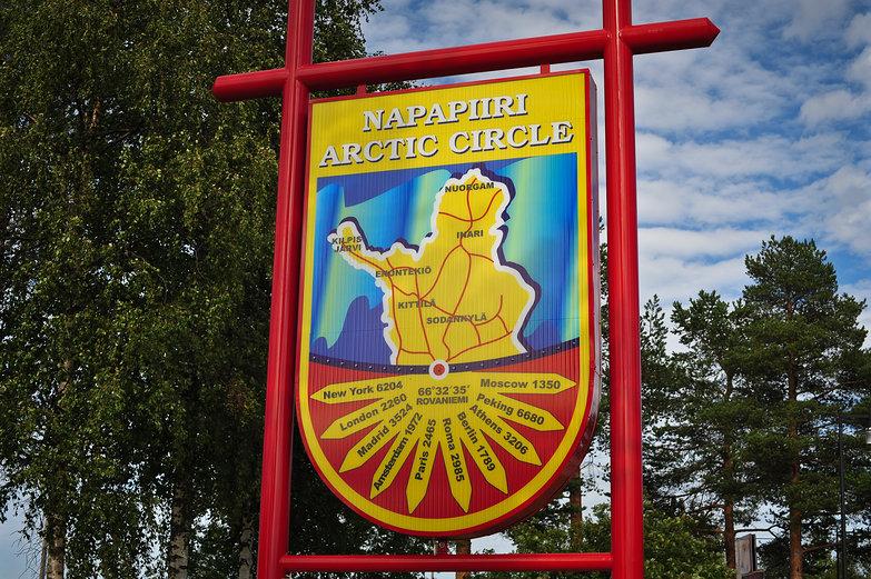 Napapiiri Arctic Circle