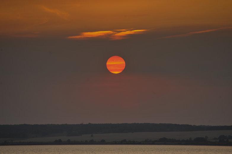 Russian Sunset