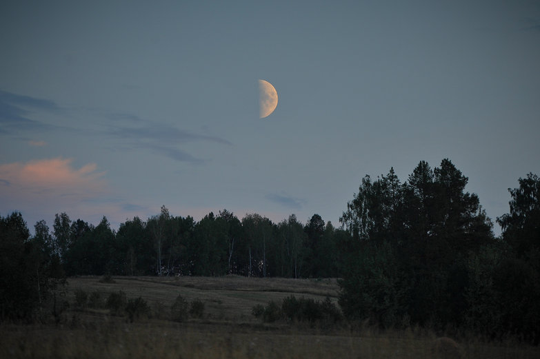 Russian Moonrise