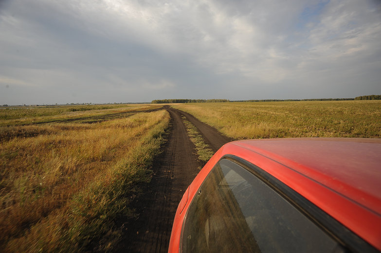 LRC on Siberian Road