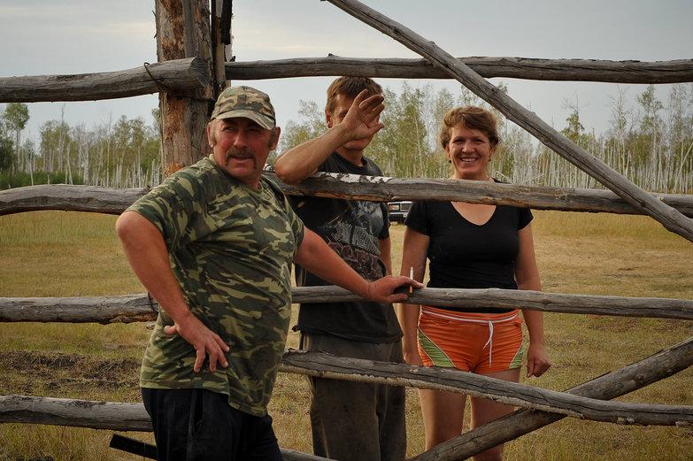 At the Elk Preserve