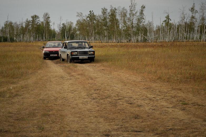 LRC & Russian Car