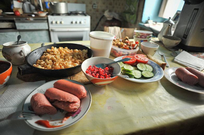 Siberian Feast
