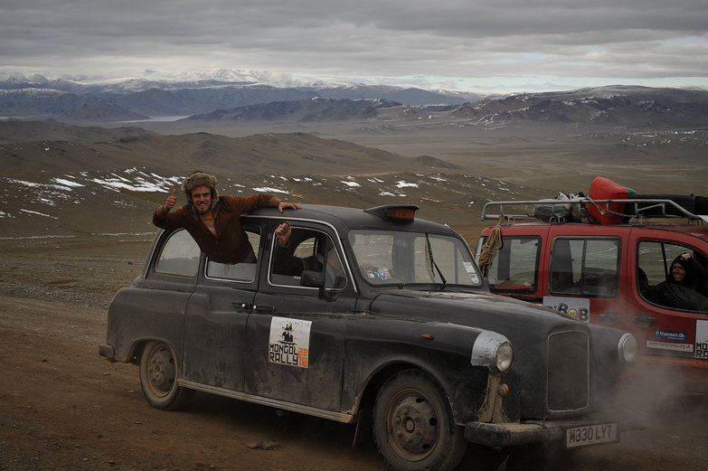 Go, Taxi, Go!