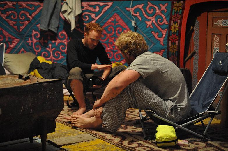 Tyler & Charlie Talking Cameras