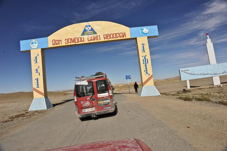 Leaving Altai