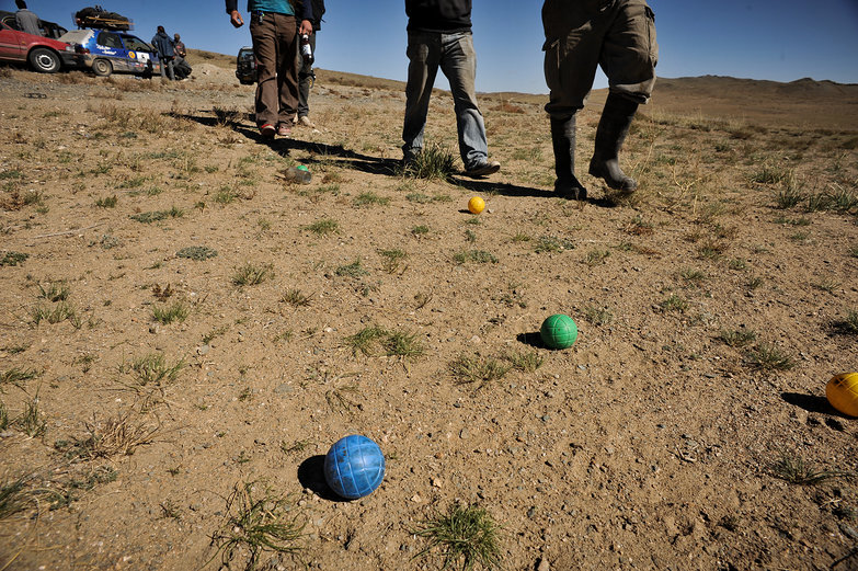 Desert Bocce Ball