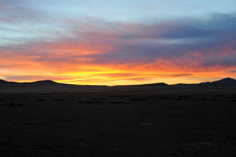 Mongolian Sunrise
