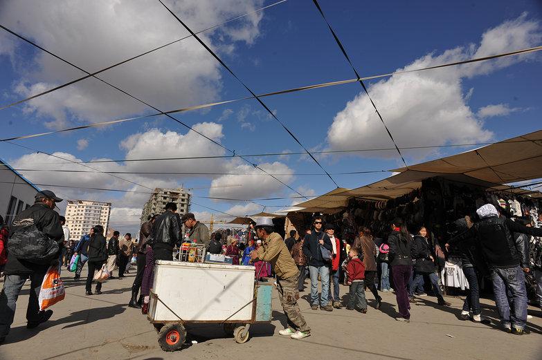 Ulaan Baatar Black Market
