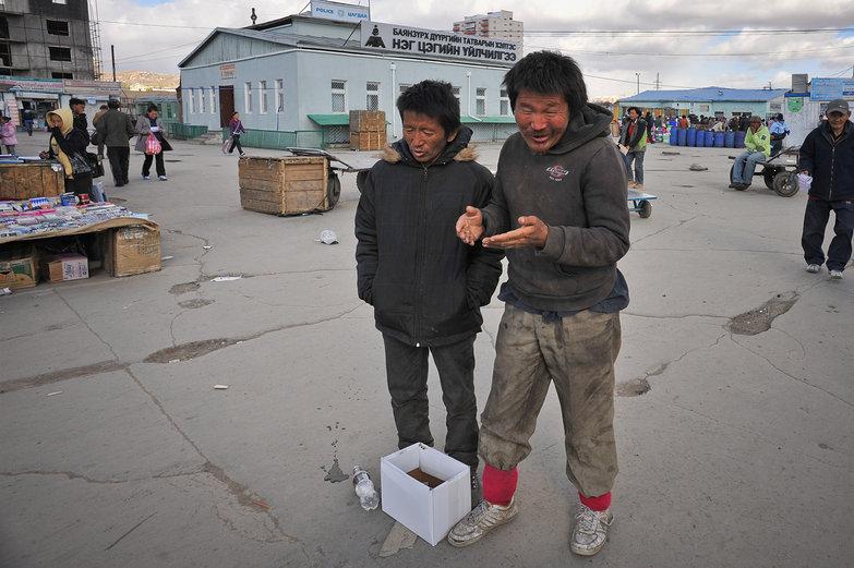 Mongolian Buskers