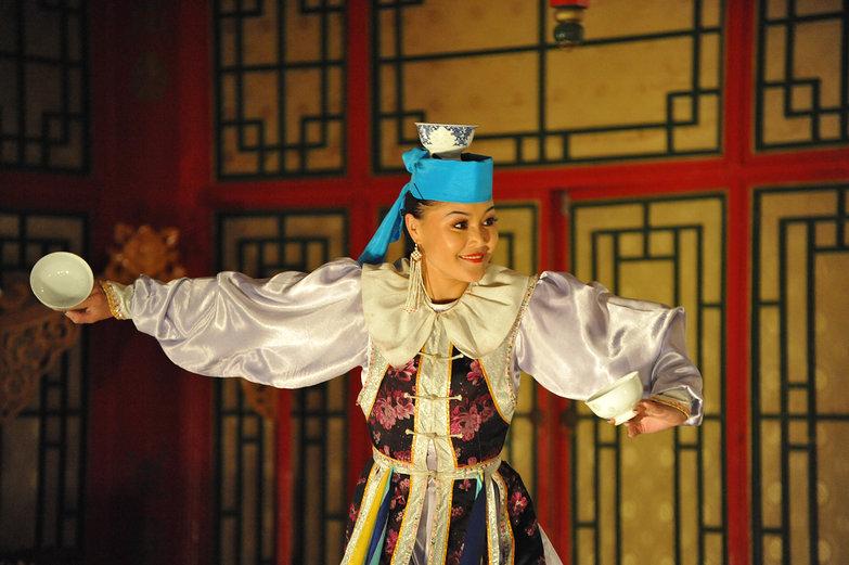 Teabowl Dancer