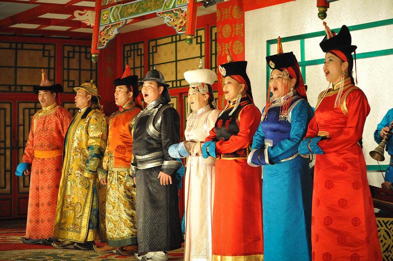 Mongolian Singers