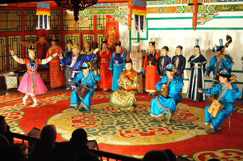 Tumen Ekh: Mongolian National Song and Dance Ensemble