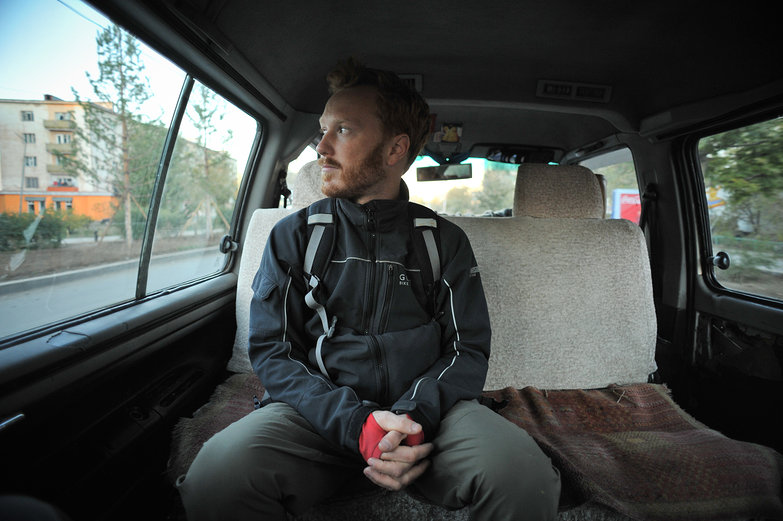 Tyler in the Taxi: Goodbye Mongolia