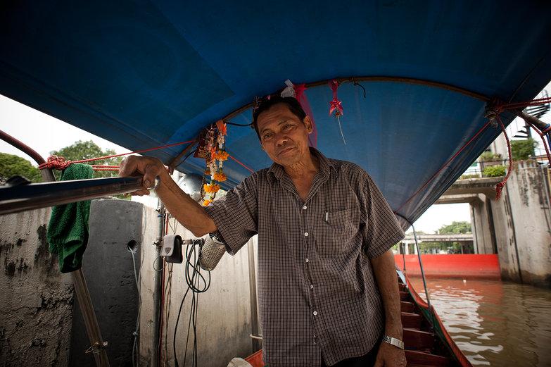 Thai Ferryman