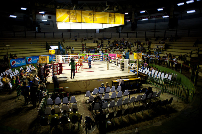 Muay Thai Boxing Stadium