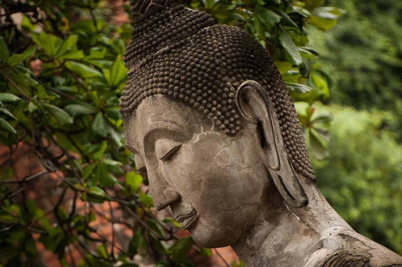 Wat Mahathat Buddha