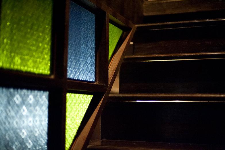 Bann Kun-Pra Guesthouse Stairs