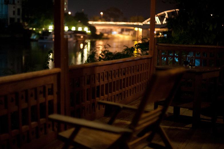 Bann Kun-Pra Guesthouse Balcony View