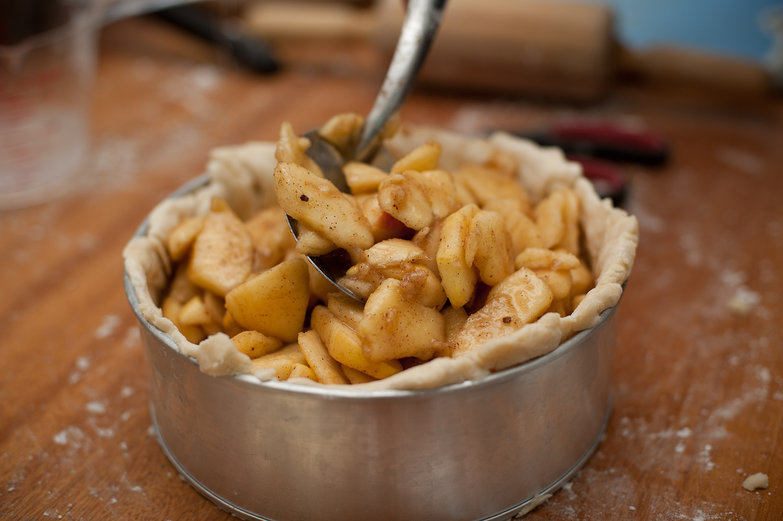 Making Apple Pie in Thailand