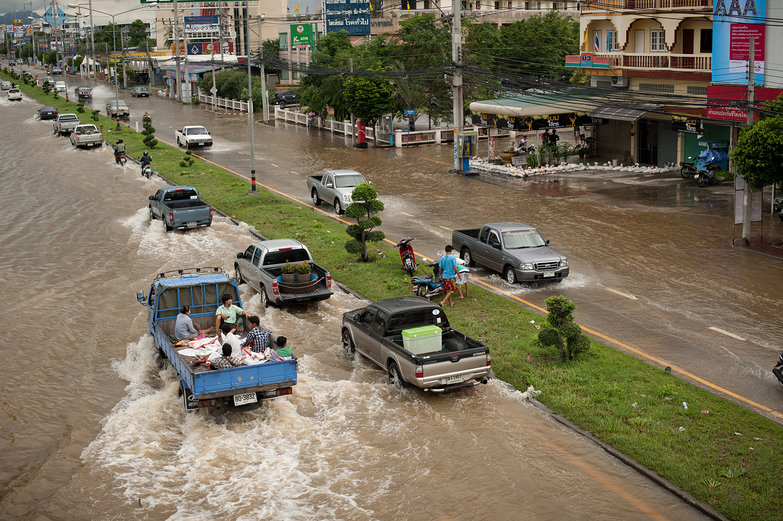 Lopburi Flooding
