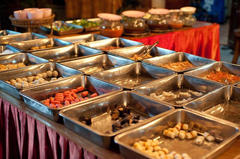 Thai Barbecue Buffet