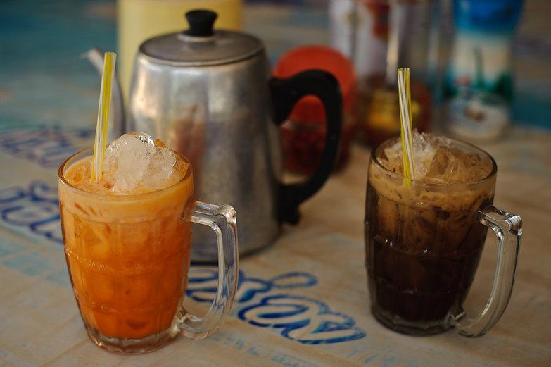 Thai Iced Tea & Coffee