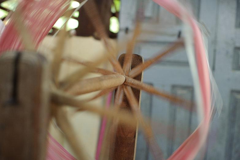 Silk Spinner