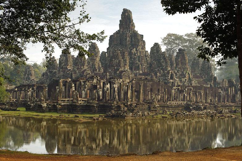 The Bayon (Angkor Thom)