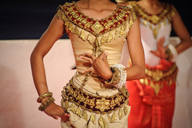 Krousar Thmey Apsara Dancer's  Hands