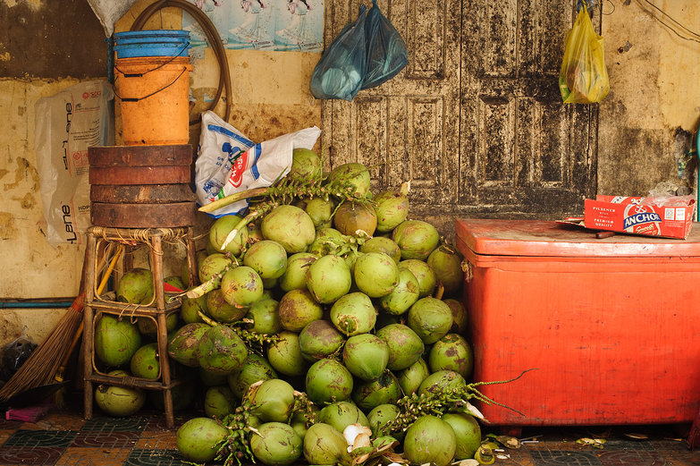 Green Coconuts