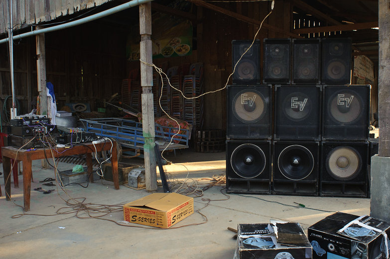 Roadside Sound System