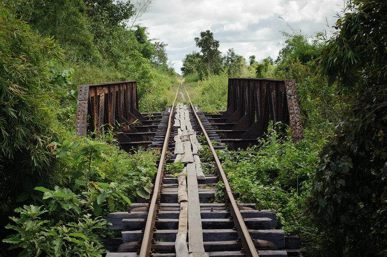 Cambodian Rails