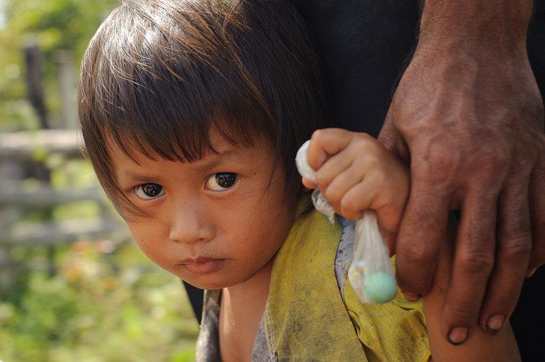 Beautiful Cambodian Girl