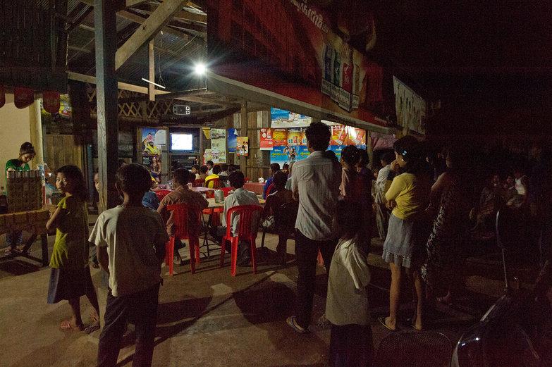 Phnom Penh Stampede News Showing