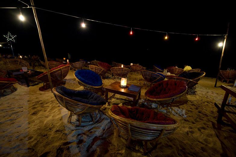 Beachside Papazan Chairs